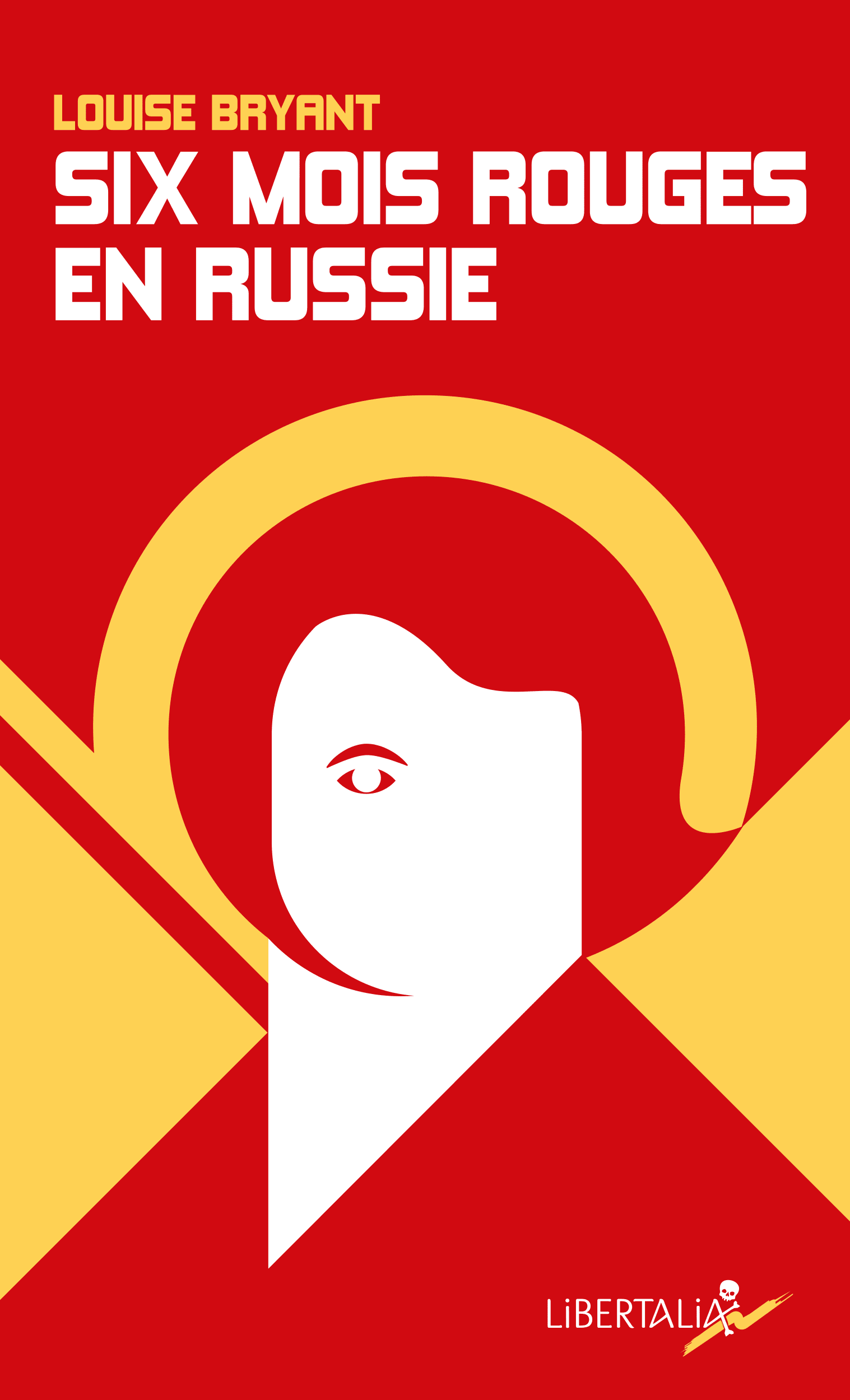 Six mois rouges en Russie par Bruno Bartkowiak, graphiste illustrateur en Ariège, Occitanie.